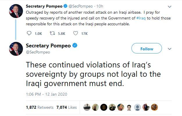 آیا اقدام به یک جنایت جنگی دیگر از سوی آمریکا علیه ایران در راه است؟