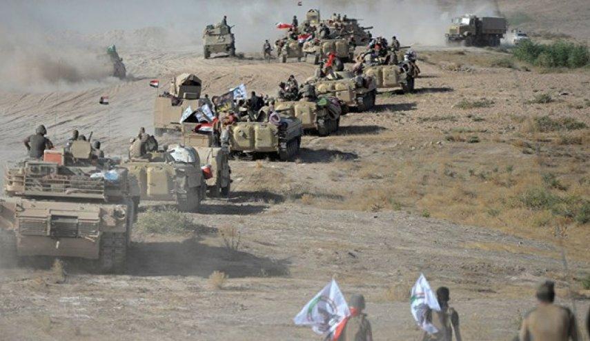 حمله خمپارهای داعش به نیروهای حشدالشعبی