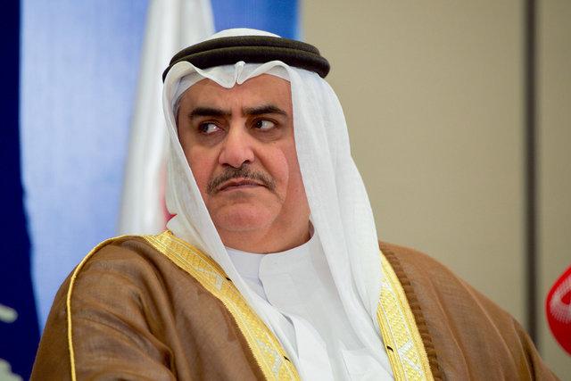 اظهارنظر جدید وزیرخارجه بحرین در رابطه با ایران