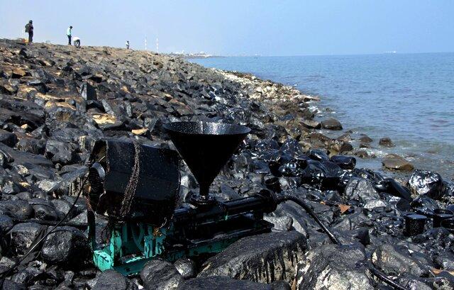 فاجعه زیستمحیطی پسماندهای خلیجفارس