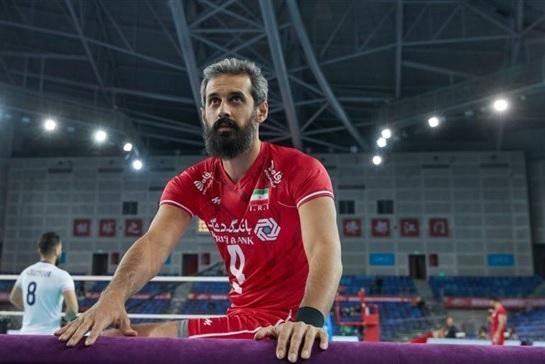 معروف و دو ملی پوش والیبال به ایران برنگشتند