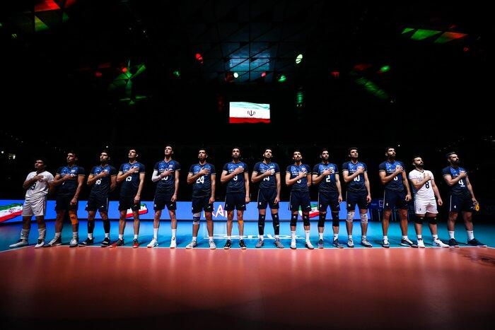 گروه بندی والیبال المپیک توکیو: ایران در گروه آسانتر