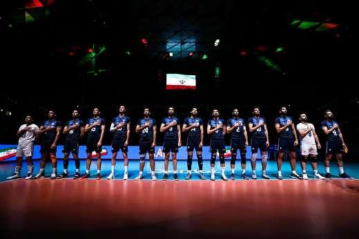 گروهبندی والیبال المپیک توکیو 2020 : ایران دور از غولها امیدوار به کسب نخستین مدال تاریخ در رشتههای تیمی