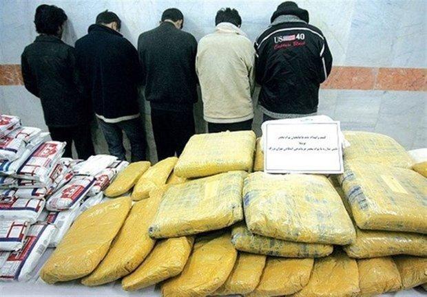 دستگیری ۳۰۰۰ قاچاقچی مواد مخدر در کرمانشاه