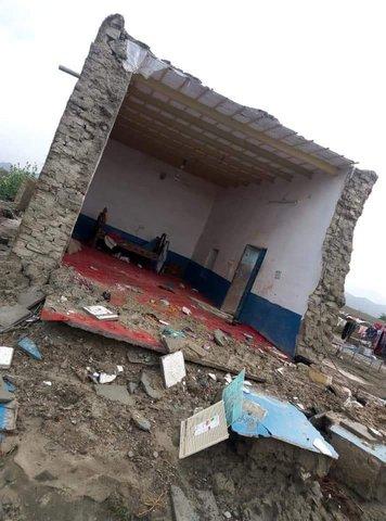 قطع ارتباط کامل ۴۰۰ روستای نیکشهر با مرکز شهر