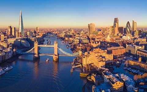 چشمانداز لندن در قاب 4K