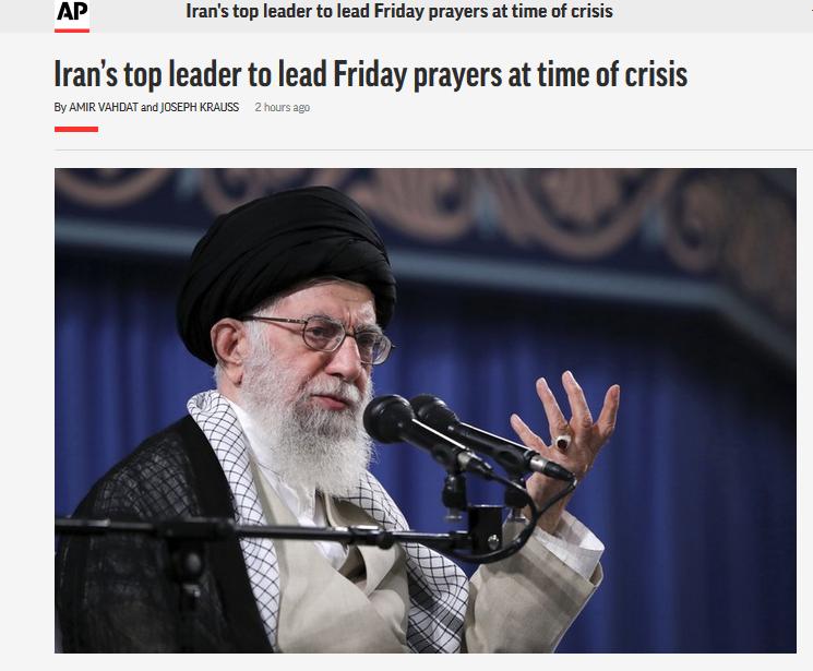 بازتاب گسترده سخنرانی رهبر انقلاب در رسانه های جهانی