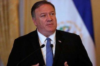 پمپئو: از تحتنظر بودن سفیر آمریکا در اوکراین خبر نداشتم!