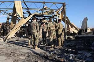 11 US troops injured in Iran attack