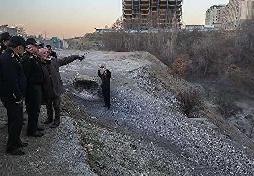 ساماندهی فرحزاد به قیمت تخریب طبیعت تمام شد