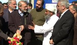 علی لاریجانی در سیستان و بلوچستان