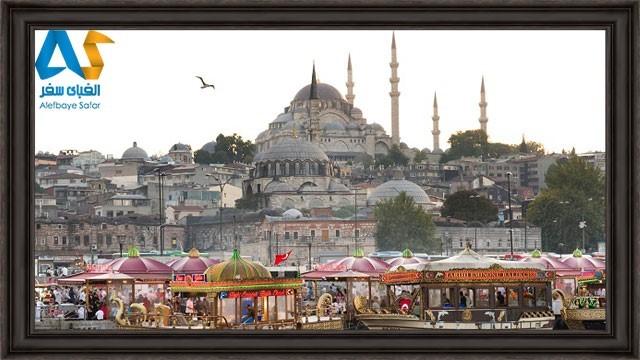 با ده دقیقه مطالعه خود را در بهترین مکان های ترکیه بیابید