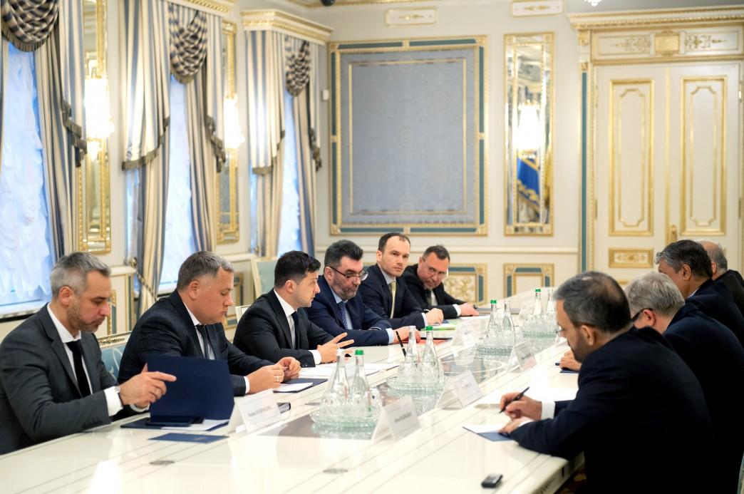 رئیسجمهور اوکراین: ایران به تعهداتش عمل کرد