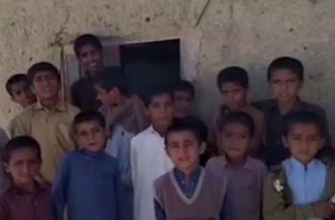 روایت تلخ دانشآموزان مدرسه روستایی سراوان