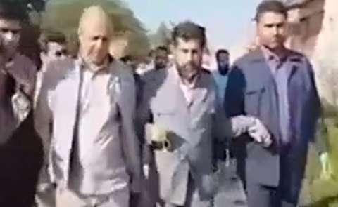 واکنش استاندار خوزستان به تصاویر جنجالی