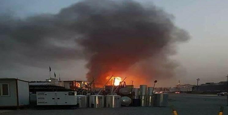 دیدار ترامپ و بارزانی برای احداث بزرگترین پایگاه آمریکا در اربیل/برخورد چند راکت در نزدیکی سفارت آمریکا در بغداد/ تقابل بین نظامیان آمریکایی و روسی در میدان نفتی شمال سوریه/ حمایت ۸ کشور از ائتلاف دریایی اروپا در خلیج فارس