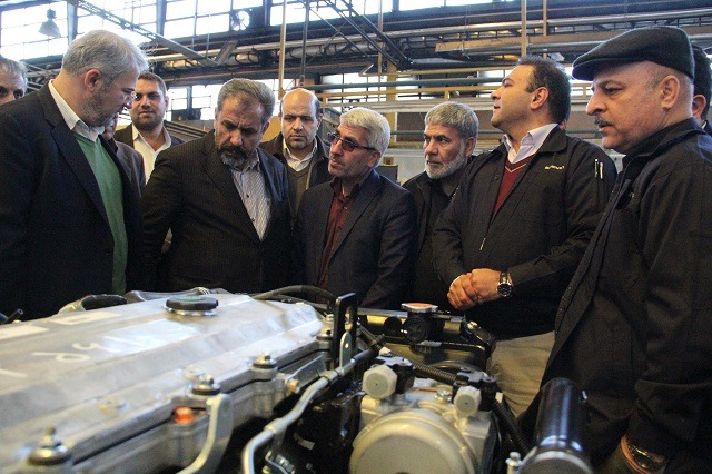 بهمن دیزل نشان داد اعتماد به بخش خصوصی واقعی سبب رونق تولید می گردد