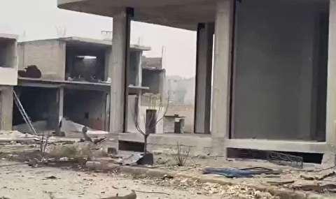 جنوب حلب پس از آزادسازی