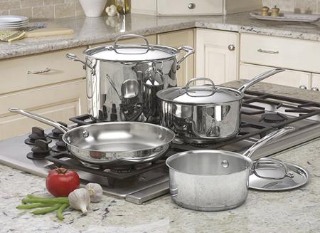 ظروفی که برای پخت غذا مناسب ترند