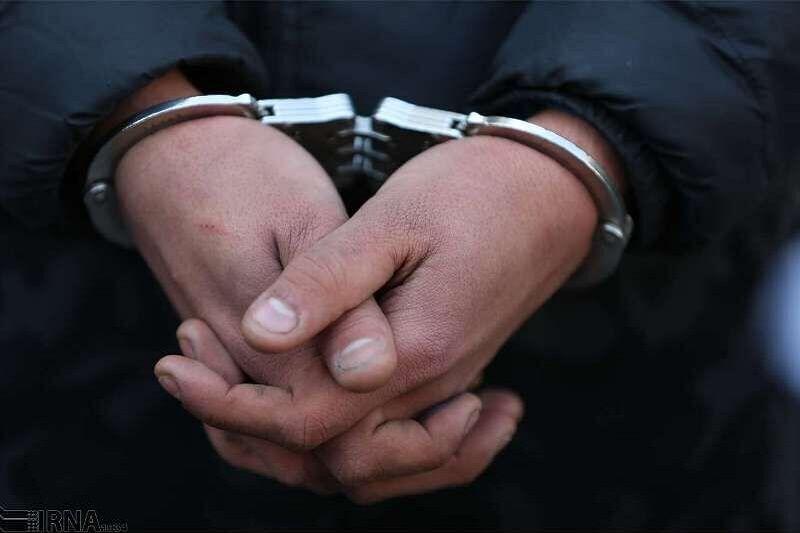 دستگیری قاتل فراری در دزفول