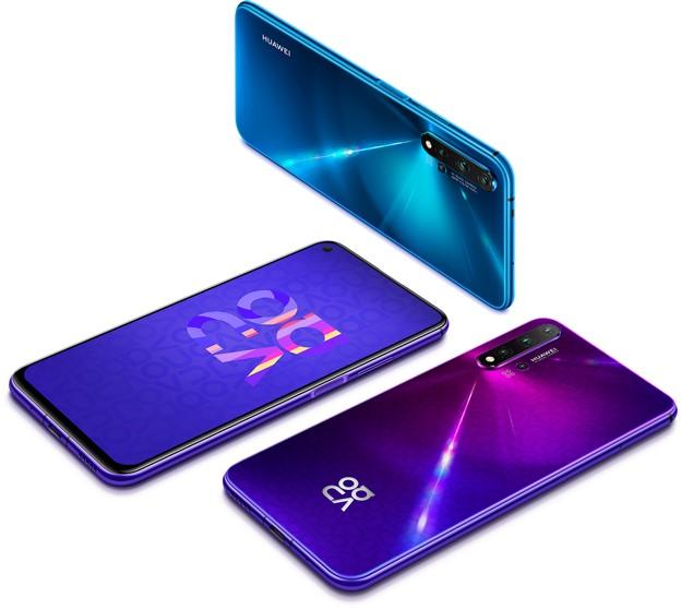 موبایل هواوی nova 5T