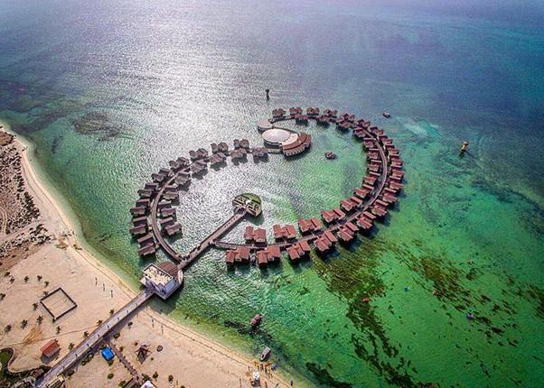 هتل ساحلی کیش