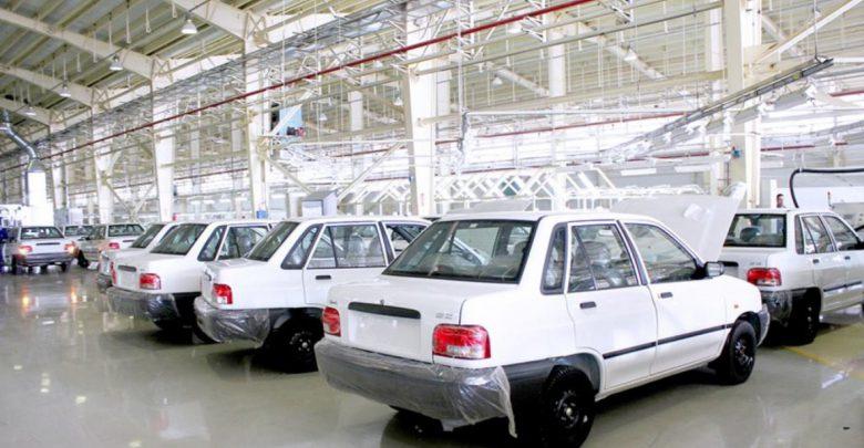 قیمت خودروهای سایپا