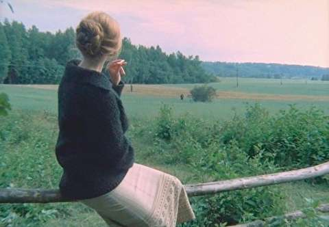 موسیقی متن فیلم آینه ؛ ادوارد آرتمیف
