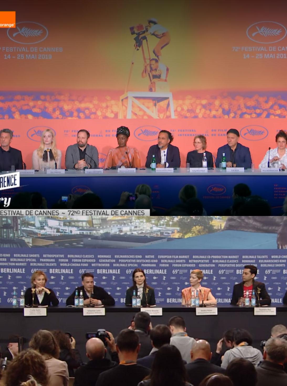 «پاسخگویی» تفاوت فاحش جشنوارههای فیلم فجر با جشنوارههای معتبر دنیا