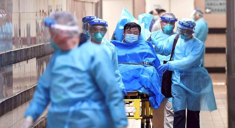 شمار قربانیان ویروس کرونا به ۱۱۱۰ تن رسید