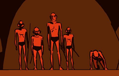 انیمیشن کوتاه وحشی آینده