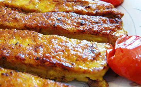 طرز تهیه کباب ماهیتابهای مرغ