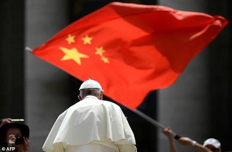 دیدار بیسابقه وزرای خارجه واتیکان و چین