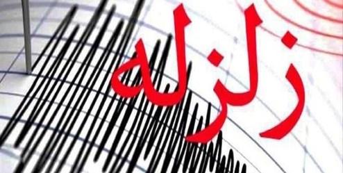 زلزله ۵.۸ ریشتری «لافت» در هرمزگان را لرزاند