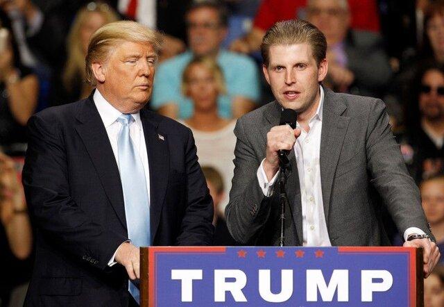 تمجید پسر یک رئیس جمهور از عملکرد اقتصادی پدرش!