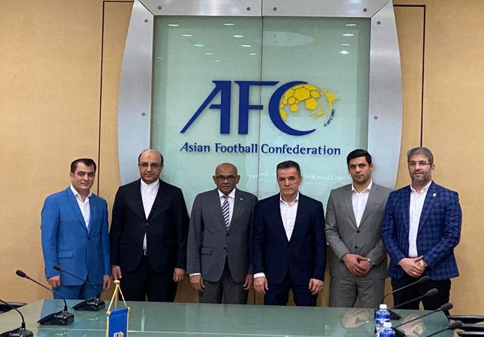 توافق ایران با کنفدراسیون فوتبال آسیا برای ماندن درلیگ قهرمانان/ عقبنشینی علنی AFC مقابل اتحاد ورزش ایران