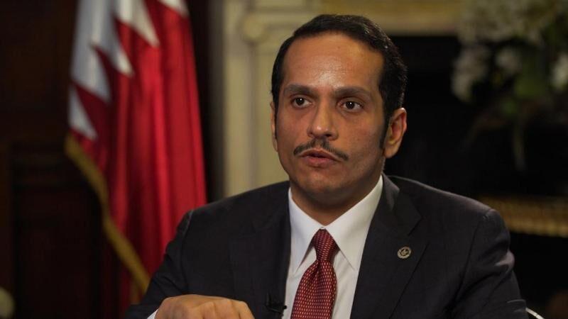 وزیر خارجه قطر: قدردان ایران هستیم