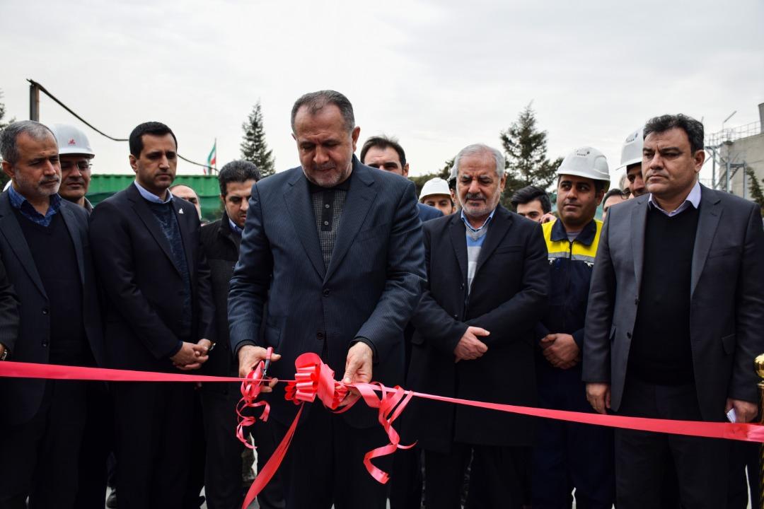 افتتاح سه پروژه در نفت پارس توسط ستاداجرایی