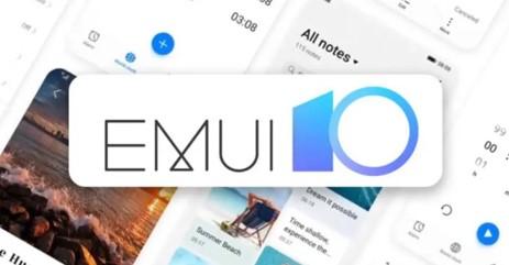 بهروزرسانی EMUI 10