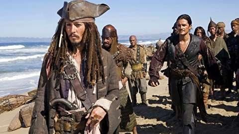 جلوههای ویژه فیلم دزدان دریایی کارائیب: پایان جهان
