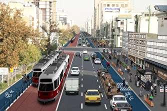 خیابانهای تهران دو نفره نیست!