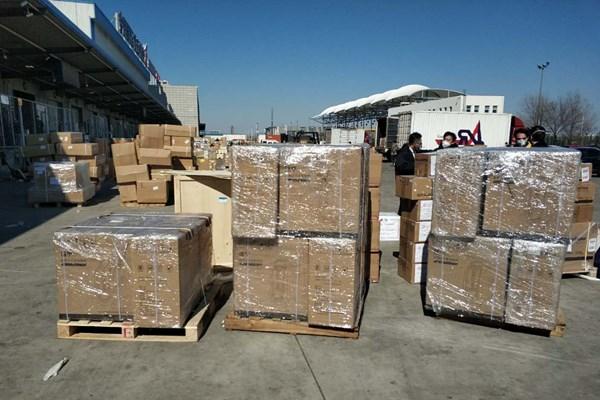 چهارمین محموله کمکهای چین امشب از پکن راهی تهران میشود