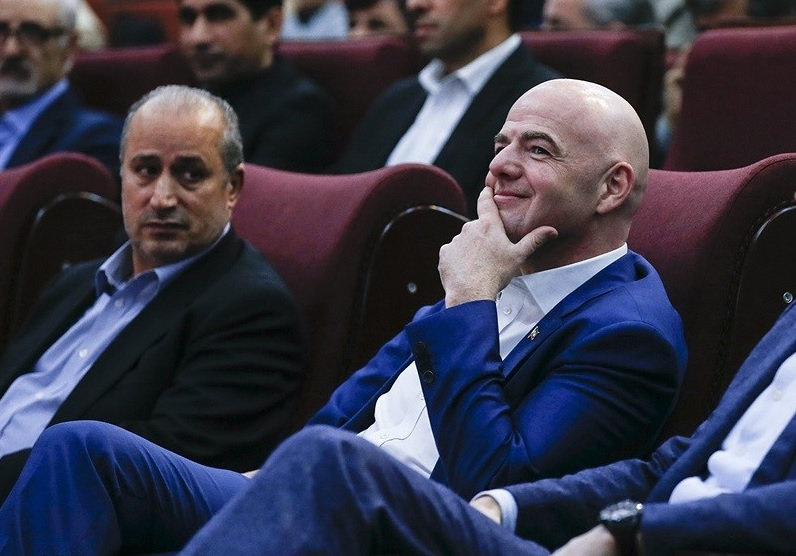 آبروریزی جدید؛ فیفا مچ فدراسیون ایران را گرفت!