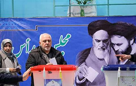 انتخابات 98 در حسینیه جماران