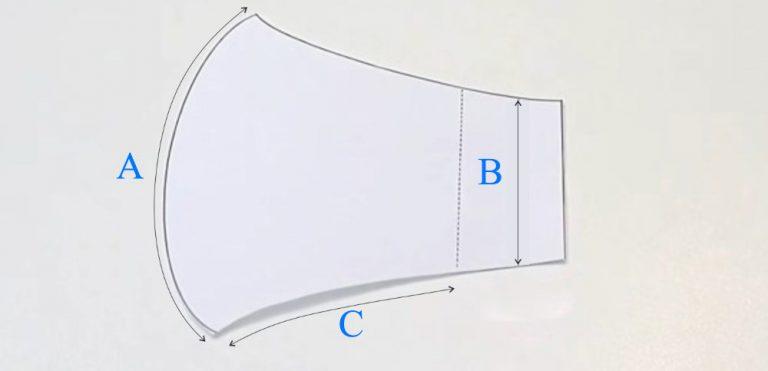 چگونه ماسک پارچه ای درست کنیم؟