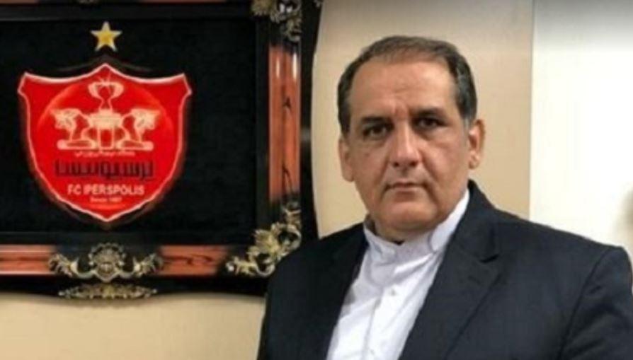 رسول پناه: مدیرعامل پرسپولیس امروز معرفی میشود