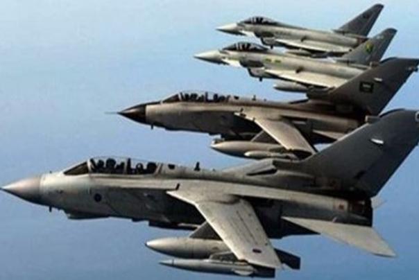 عامل حمله به بوکمال سوریه، ائتلاف آمریکاست
