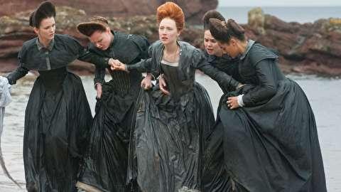 جلوههای ویژه فیلم ماری ملکه اسکاتلند