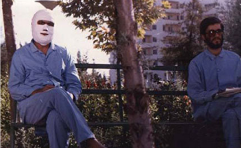 سکانسهایی از فیلم سینمایی هویت
