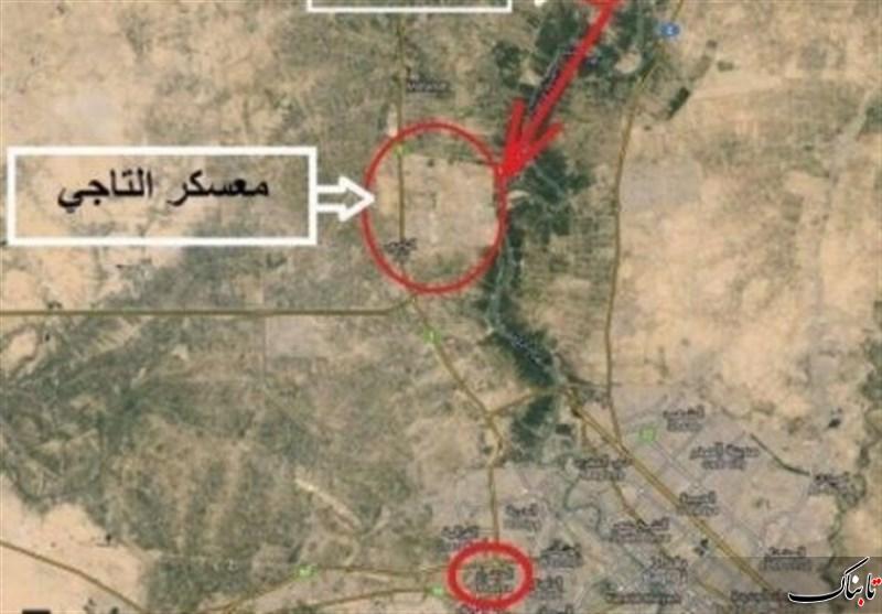 """زخمیشدن ۳ نظامی ائتلاف در حمله به """"التاجی"""""""
